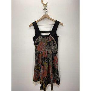 Scrapbook Women's Sleeveless Mini Dress Size Small
